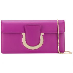 Gancio clutch bag Salvatore Ferragamo