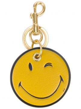 Chaveiro Smiley Anya Hindmarch
