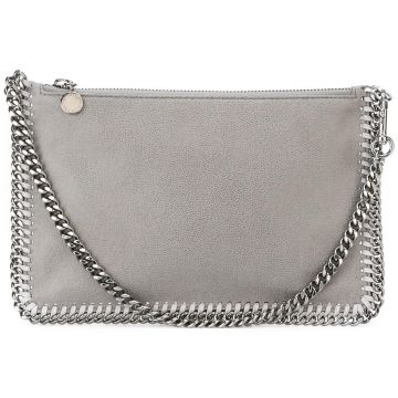 Clutch modelo Shaggy Deer Falabella Stella McCartney