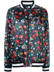 Jaqueta bomber floral The Upside