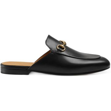 Princetown leather slipper Gucci