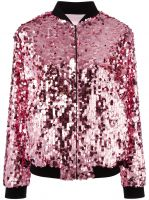 sequin embellished bomber jacket Giamba