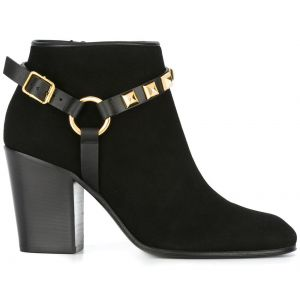Ankle boot com fivela Giuseppe Zanotti Design