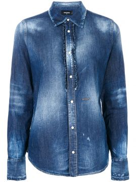 Camisa jeans Dsquared2