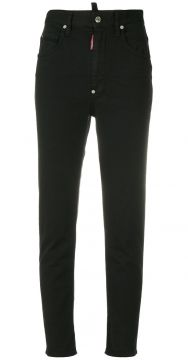 Calça jeans cropped Dsquared2