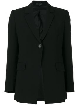 flap pockets blazer Theory