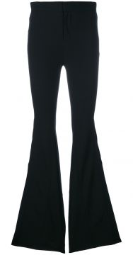 long flared trousers Givenchy