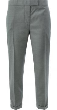 cropped trousers Thom Browne
