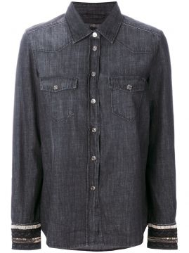 Camisa jeans 7 For All Mankind