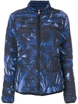 Jaqueta bomber bordada Just Cavalli
