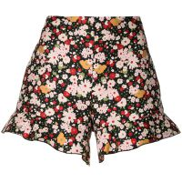 Short floral Red Valentino