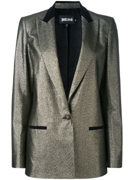 Blazer metalizado Just Cavalli