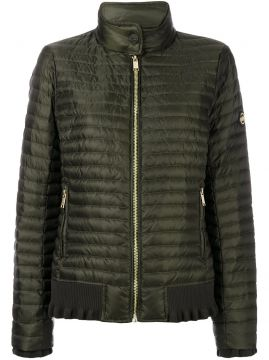 zipped padded jacket Michael Kors