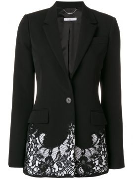 Blazer com bordado Givenchy
