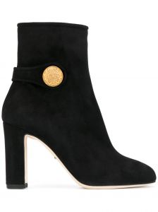 Ankle boot de camurça Dolce & Gabbana