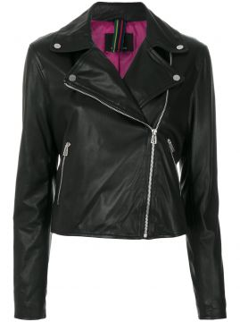 double-breasted zip jacket Ps By Paul Smith