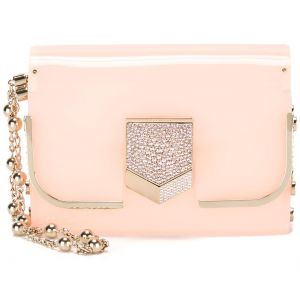 Clutch modelo  Lockett Minaudiere  Jimmy Choo