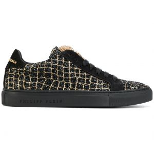 skull plaque sneakers Philipp Plein