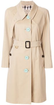 Trench coat midi Burberry
