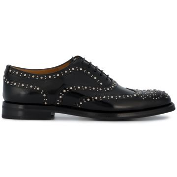 Brogue de couro Burwood Church s