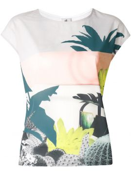 Blusa estampada Ps By Paul Smith