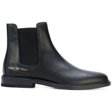Bota chelsea de couro Common Projects