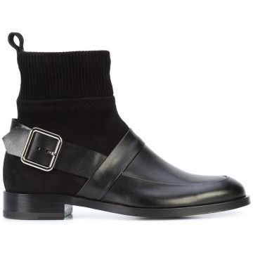 side buckle boots Pierre Hardy