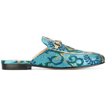 Slipper brocado  Princetown  Gucci