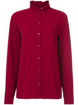 pleated collar shirt Vanessa Bruno