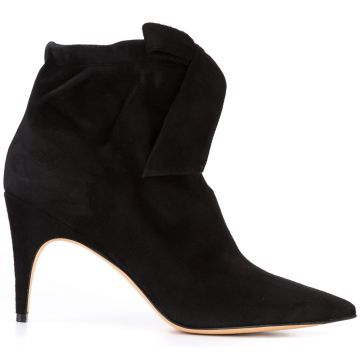 Ankle boot com recorte frontal Derek Lam
