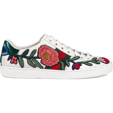 Ace embroidered sneaker Gucci