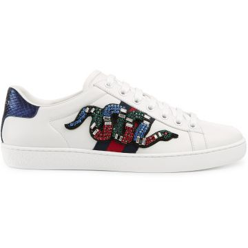 Ace embroidered sneakers Gucci