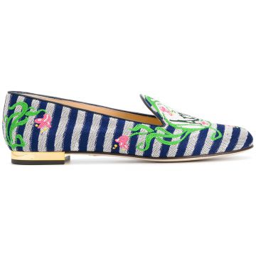Slipper Amour Charlotte Olympia