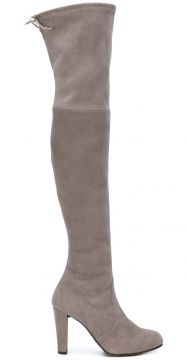 Bota over the knee de couro  Highland  Stuart Weitzman