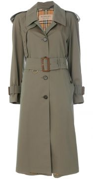 Tropical Garbadine trench coat Burberry