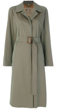 Trench coat com botões Burberry