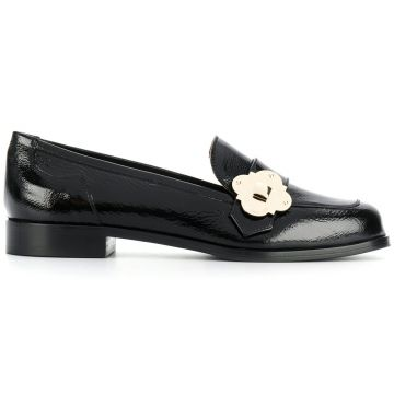 buckled loafers Emporio Armani