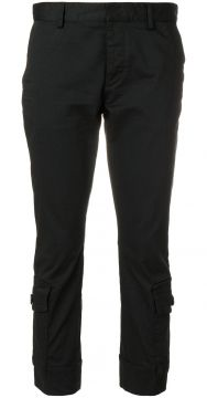 Calça cargo cropped Dsquared2
