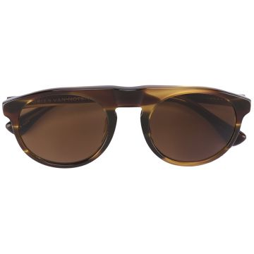Dries Van Noten by Linda Farrow sunglasses Linda Farrow