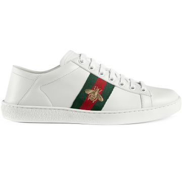 Ace leather sneaker Gucci