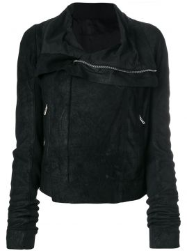 double-breasted zip jacket Rick Owens