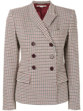 Blazer xadrez  Prince of Wales  Stella McCartney