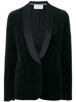 Blazer de veludo Harris Wharf London
