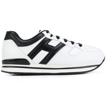 logo lace-up sneakers Hogan