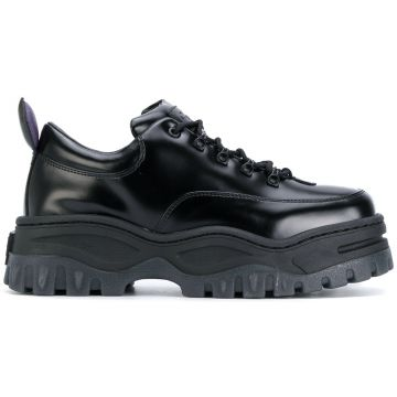 platform lace-up sneakers Eytys