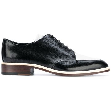two-tone Derby shoes Lanvin