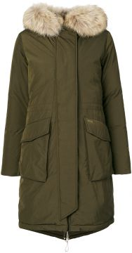 Casaco parka  Military  Woolrich