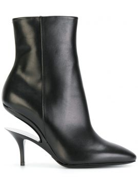 cut out heel ankle boots Maison Margiela