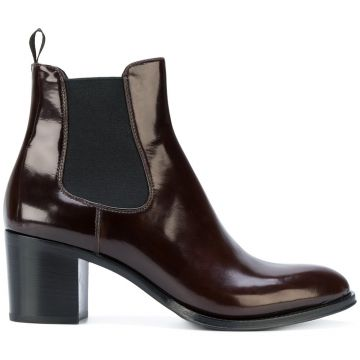 heeled Chelsea boots Church s