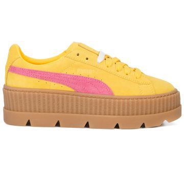 Suede Cleated Creeper sneakers Fenty X Puma